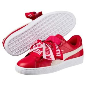 SCARPA PUMA BASKET HEART 364082 03 WN'S RED/ROSSO LIMITED EDITION