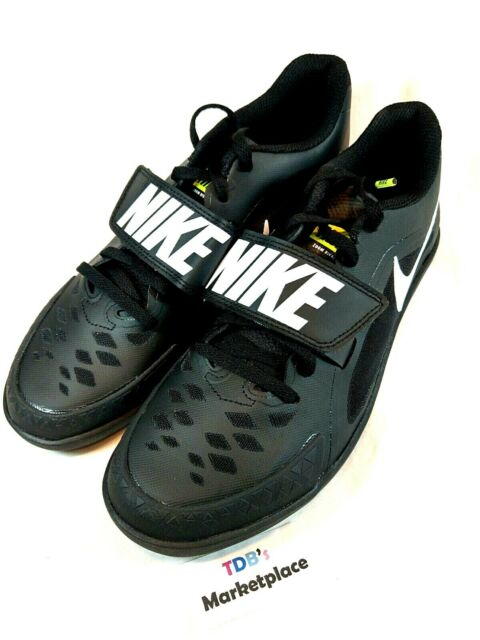 new product fb1be 130b9 Nike Zoom Rival SD 2 Shot Put Discus Track Throw Shoes Black 685134 017  Size 7