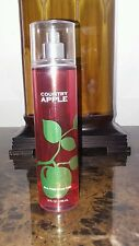 Bath and Body Works Country Apple Fragrance Spray Mist.
