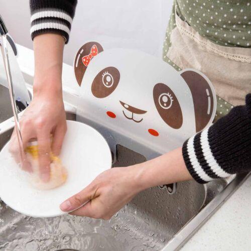 Cuisine Laver évier Lavage chicane empêcher l/'eau éclaboussures Board Anti-Splash