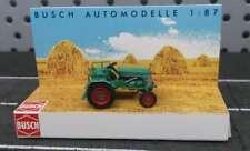 H0 Traktor Kramer Kl11 Mit Apfelkiste Busch 40070-1//87 Neu
