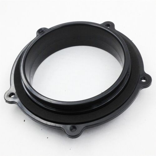 Black Air Filter Intake Adapter For Yamaha YFZ450 All Years