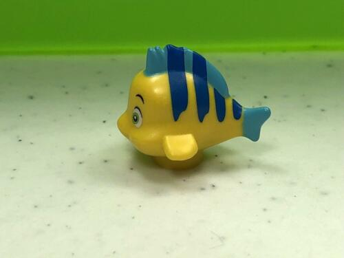 10723 LEGO Flounder Fish Minifigure Disney Princess Little Mermaid Fabius NEW