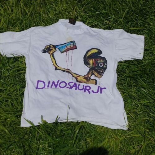 RARE Vintage Single Stitch Dinosaur Jr T Shirt Siz
