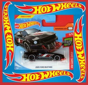Hot-Wheels-2019-2005-Ford-Mustang-44-250-neu-amp-ovp