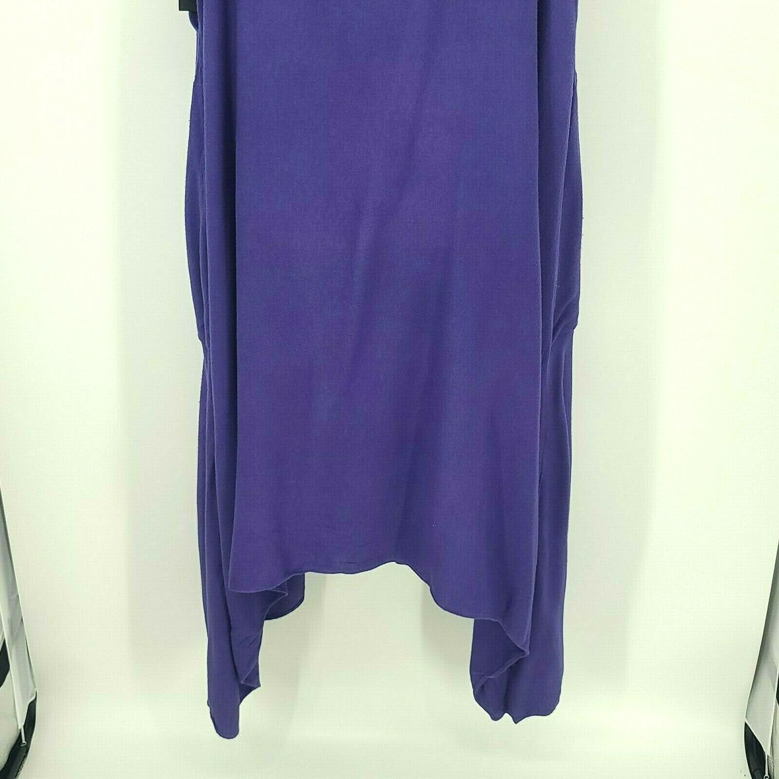 Laise Adzer Womens Vintage 1980s Rayon Lagenlook … - image 7
