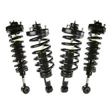 Shock Strut for 2003 2004 2005 Lincoln Navigator -4 pieces Front & Rear Pair