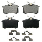 Disc Brake Pad Set-QuickStop Disc Brake Pad Rear Wagner ZX340A