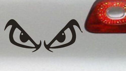 Des autocollants voiture tatouage environ 17x7cm en noir