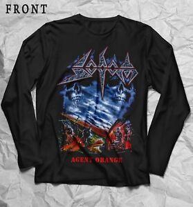 b3bc6bedb SODOM-Agent Orange-thrash metal band-Kreator,T-shirt long sleeve ...