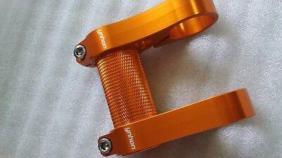 For Dahon Folding Bike Bar Bicycle Double Stem Aluminum 7075 CNC 88G 10 Colors
