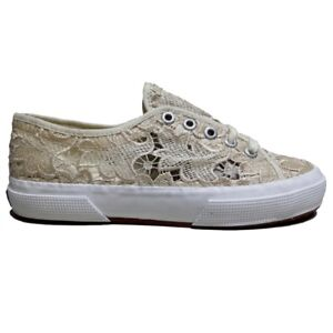 Superga-Makramee-Junior-Beige-Mod-2750-JR