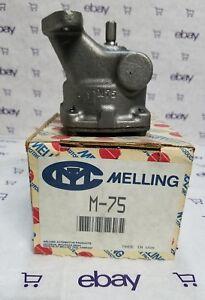 Details about Engine Oil Pump Melling M-75 FORD TRUCK V8 401, 475, 477, 534  1958-81