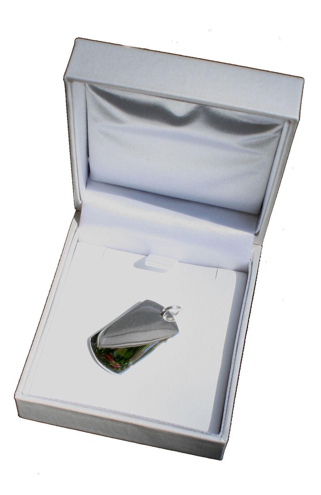 Università Charm Cappello da Laurea Argento Sterling Inciso Nome Testo  Militare  fc65ff8528ba