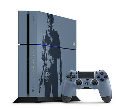 Adesivo Copertura Set Video Game Accessories Amiable Ps4 Uncharted 4 Edizione Video Games & Consoles