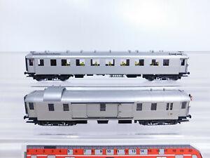 CR163-0-5-2x-Maerklin-H0-Personenwagen-etc-1x-ohne-Licht-aus-4228-Rheingold