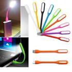 Flexible Bright Mini USB LED Light Computer Lamp For Notebook Reading PC Laptop