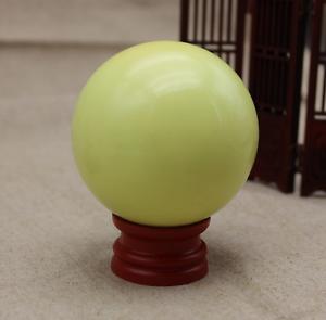 S Glow In The Dark Stone Luminous Quartz Crystal Egg Ball Sphere Ball Healing