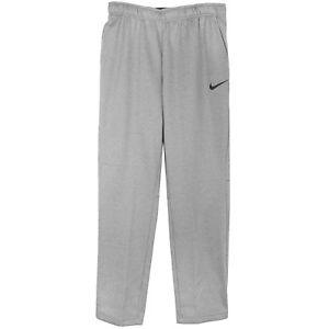 1365fe395a3d Nike Therma Pants Mens 800191-091 Carbon Grey Dri-Fit Training ...