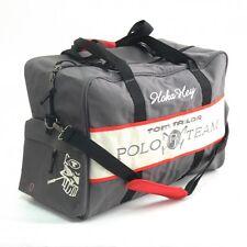 Tom Tailor POLO TEAM Equipment Funktions-Tasche Sporttasche Dunkelgrau ** NEU **