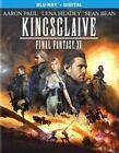Kingsglaive Final Fantasy XV Region 1 Blu-ray
