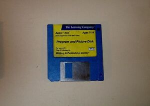 Children-039-s-Writing-and-Publishing-Center-Learning-Company-Apple-IIc-Plus-IIGS