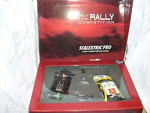 qq SCALEXTRIC 5060 CITROEN XSARA WRC PRO DUVAL OMV