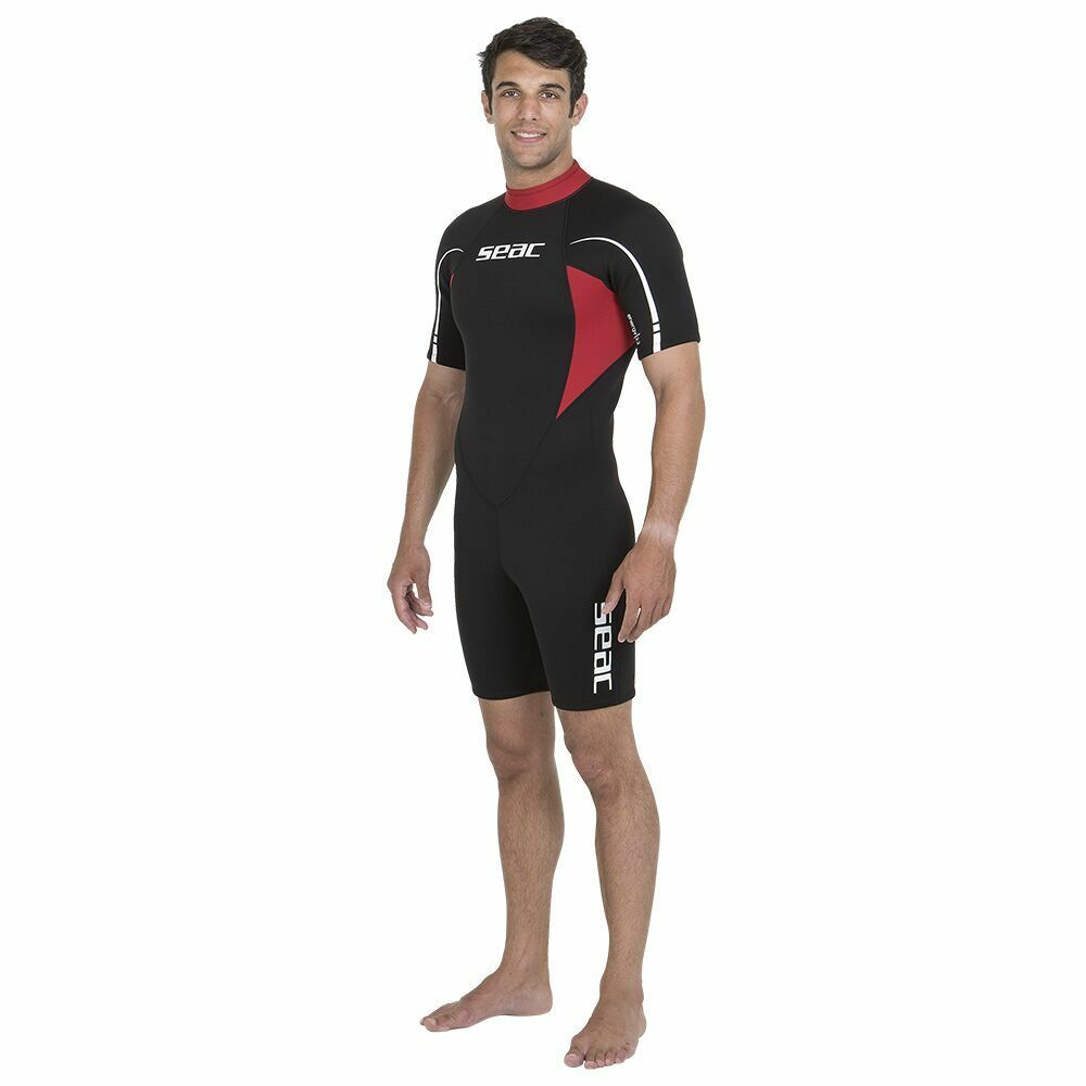 Seac sub Relax Shorty One Size 48-60 for Men Neoprenshorty Men