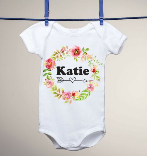 Custom Personalized Baby Gerber Onesie