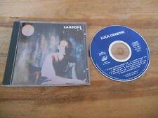 CD POP Luca Carboni-Same/Untitled album (9) canzone BMG Ariola
