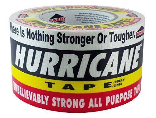Bunker Industries HT220 Hurricane Heavy Duty Utility Tape 1.88-Inch x 20-Yard,
