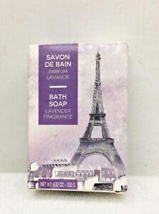 Savon-de-Bain-Parfum-Lavande-Lavender-Fragrance-Bath-Soap-Bar-Boxed-8-82-OZ-250G