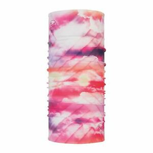 Buff-Ray-Rose-Pink-Coolnet-UV-Outdoor-Headwear-Neck-Tube-Face-Protection