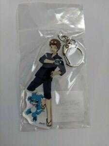 Digimon Adventure Tri Vol.1 Mascot PVC Keychain Charm ~ Imperialdramon @10952