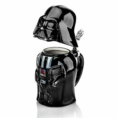Star Wars Official 32oz Darth Vader Collectors Edition Signature Beer Stein
