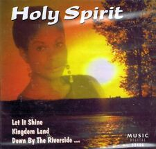 CD NEU/OVP - Holy Spirit - Let It Shine, Kingdom Land u.a.