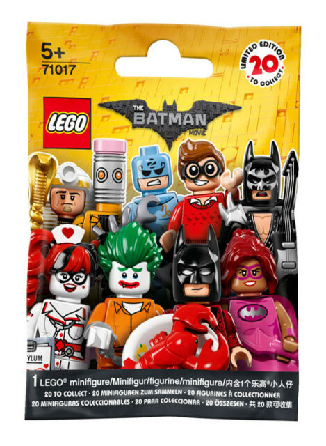 LEGO BATMAN MOVIE SERIES 1 MINIFIGURE Barbara Gordon FREE UK POSTAGE