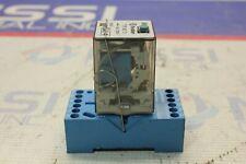 Finde plug-in relay 230V~1xUM 28kOhm 250V ~ //10A 40.31.8.230.0000