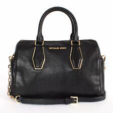 59ec09210048 item 1 Michael Kors Vanessa Medium Chain Satchel Shoulder Bag Black -Michael  Kors Vanessa Medium Chain Satchel Shoulder Bag Black