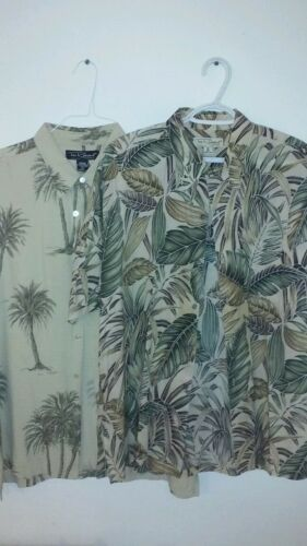 2 Tori Richard men shirts