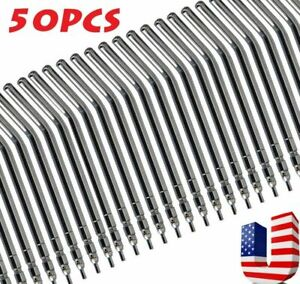 50-PCS-Dental-3-Way-Air-Water-Spray-Syringe-Metal-Alloy-Nozzles-Tips-Tubes-135-C