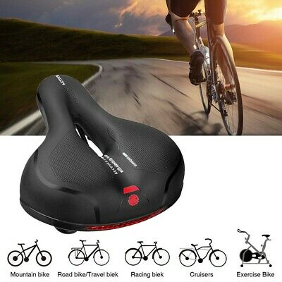 Bicycle Saddle MTB Mountain Road Bike Cushion Pad Comfort Soft Cycling Seat