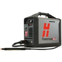 Hypertherm Powermax 45 Xp Plasma Cutter 25' Machine System 088121 on Sale