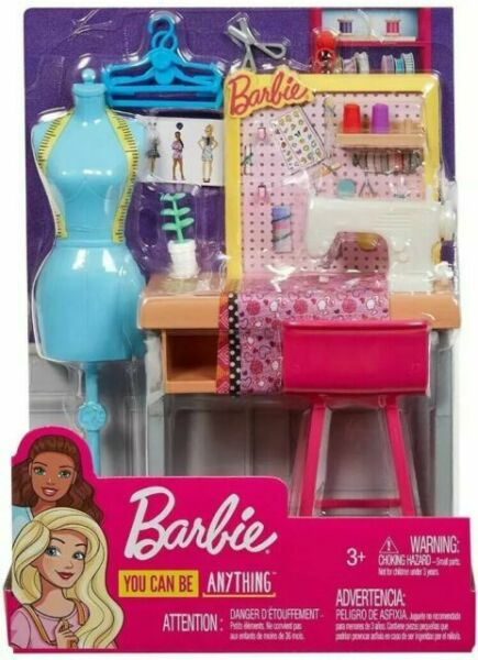 Barbie Career Fashion Design Studio Playset Kid Toy Gift For Sale Online Ebay
