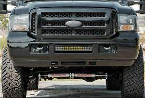 05 07 Ford F250 F350 Punisher Black Ops Package Grille Headlights Blackout Kit Ebay