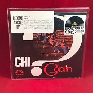 GOBLIN-Chi-2015-UK-7-034-WHITE-vinyl-single-RSD-Brand-new-Record-Store-Day