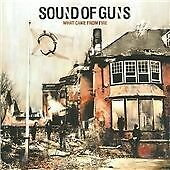 Sound of Guns - What Came from Fire (2010)  CD  NEW/SEALED  SPEEDYPOST