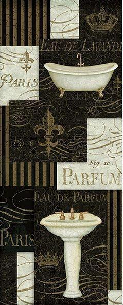 Daphne Brissonnet  Bain De Luxe Collage i Barella-Immagine Schermo Interieur