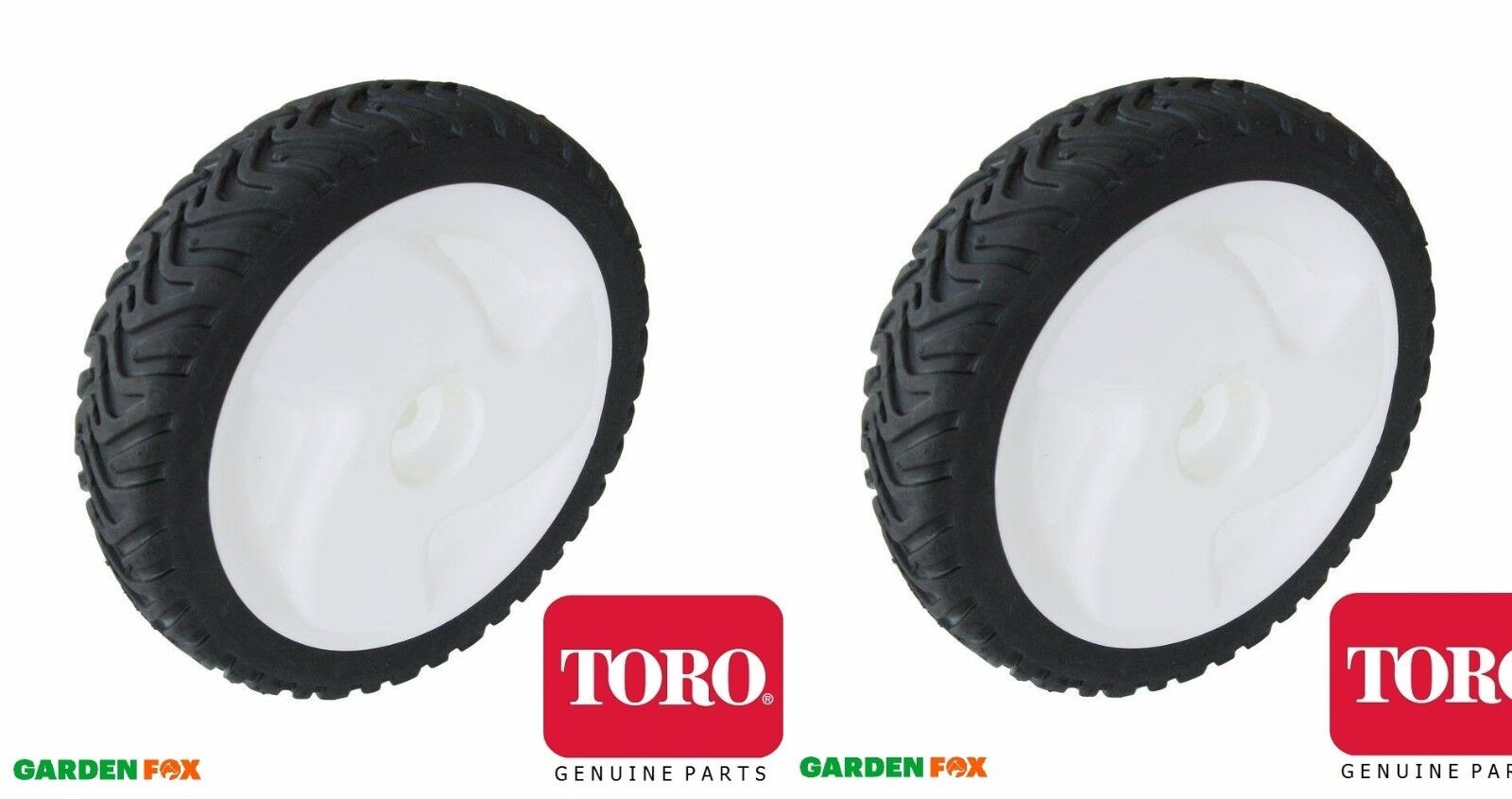 Savers 2 Genuine Toro - FRONT WHEELS - 105-1814 U401