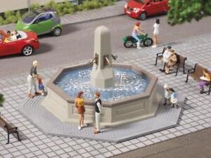 BNIB-41629-OO-HO-Gauge-Town-Fountain-Kit